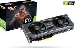 Karta graficzna Inno3D GeForce RTX 2070 Super Twin X2 OC 8GB GDDR6 (N207S2-08D6X-11801167)