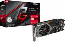 Karta graficzna ASRock Radeon RX590 Phantom Gaming U 8GB GDDR5 (90-GA13ZZ-00UANZ)
