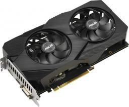 Karta graficzna Asus Dual GeForce GTX 1660 Evo 6GB GDDR6 (90YV0D14-M0NA00)
