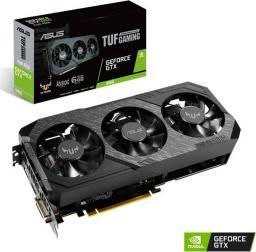 Karta graficzna Asus TUF GeForce GTX 1660 Gaming X3 Advanced 6GB GDDR5 (90YV0D16-M0NA00)