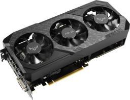Karta graficzna Asus TUF GeForce GTX 1660 Gaming X3 OC 6GB GDDR5 (90YV0D15-M0NA00)