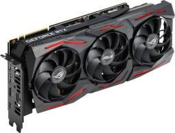 Karta graficzna Asus ROG Strix GeForce RTX 2080 Super OC Gaming 8GB GDDR6 (ROG-STRIX-RTX2080S-O8G-GAMING)
