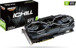 Karta graficzna Inno3D GeForce RTX2080 Super iChill X3 Ultra 8GB GDDR6 (C208S3-08D6X-1780VA26)