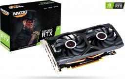 Karta graficzna Inno3D GeForce RTX2060 Super Twin X2 OC 8GB GDDR6 (N206S2-08D6X-1710VA15L)