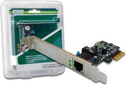 Karta sieciowa Digitus Gigabit Ethernet PCI Express DIGITUS DN-10130