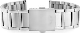 Bisset Bransoleta Bisset (bb002a) - srebrna 20mm uniwersalny
