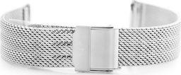 Bisset Bransoleta Bisset (bb011a) - srebrna 16mm uniwersalny