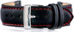 Bisset Pasek skórzany do zegarka BISSET BS-204 - 20mm uniwersalny