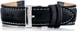 Bisset Pasek skórzany do zegarka BISSET BS-203 - 16mm uniwersalny