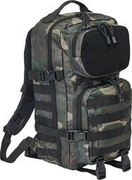 Brandit Plecak Taktyczny Us Cooper Patch Dark Camo 25L