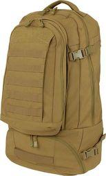 CONDOR Plecak taktyczny Trekker Coyote Brown 55L