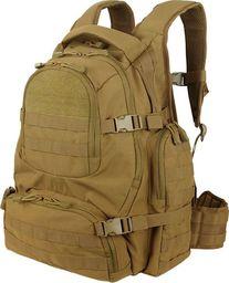 CONDOR Plecak Taktyczny Urban Go Pack 48L Coyote Brown uniwersalny