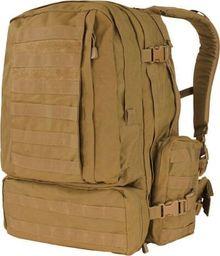CONDOR Plecak taktyczny 3-Day Assault Pack Coyote Brown 50L