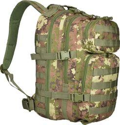Mil-Tec Plecak Taktyczny Assault 20l Vegetato Woodland uniwersalny