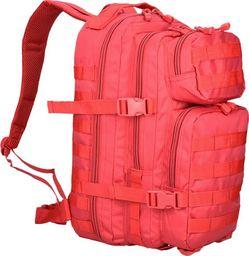 Mil-Tec Plecak Taktyczny Assault 20l Czerwony uniwersalny
