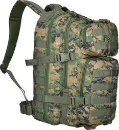 Mil-Tec Plecak Taktyczny Assault 20l Digital Woodland (Marpat) uniwersalny