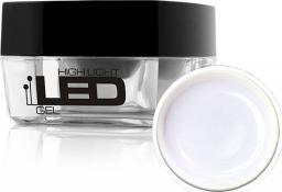 Silcare Żel do paznokci High Light Led Gel Bianco 4g