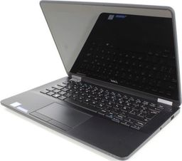 Laptop Dell Dotykowy Latitude E7270 12,5'' i5-6300U 8GB 240GB SSD 1920x1080 Klasa A Windows 10 Home
