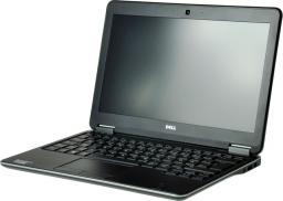 Laptop Dell Latitude E7240 Intel i5-4200U 4GB 128GB SSD 1366x768 Klasa A-