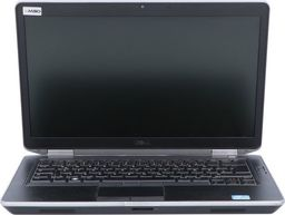 Laptop Dell Latitude e6430s i5-3320M 4GB 120GB SSD 1366x768 Klasa A- Windows 10 Home