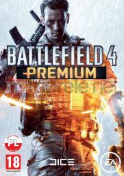 Battlefield 4 Edycja Premium