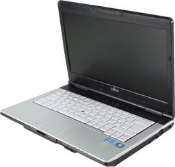 Laptop Fujitsu LifeBook S751 i5-2520 8GB 320GB 1366x768 BN Klasa A Windows 10 Home