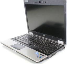 Laptop HP EliteBook 2540P i5-540M 4GB 250GB HDD 1280x800 Klasa A- Windows 10 Home