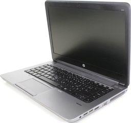 Laptop HP ProBook 645 G1 A8-4500M 4GB 120SSD Radeon HD 7520G 1366x768 Klasa A Windows 10 Home