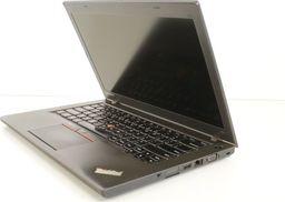 Laptop Lenovo ThinkPad T450 i5-5300U 8GB 240GB 1600x900 Klasa A- Windows 10 Professional