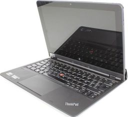 Laptop Lenovo Dotykowy ThinkPad Helix i5-3427U 4GB 128GB SSD 1920x1080 Klasa A- Windows 10 Home