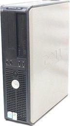 Komputer Dell Dell Optiplex 755 DT C2D E6550 2x2.33GHz 4GB 120GB SSD DVD Windows 10 Home PL uniwersalny