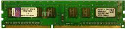Pamięć Kingston ValueRAM, DDR3, 4 GB, 1600MHz, CL11 (KVR16N11S8H/4)