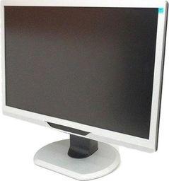 Monitor Philips Monitor LCD Philips 220B2 1680x1050 Srebrny Klasa A uniwersalny