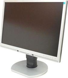 Monitor Philips Monitor LCD Philips 225B1 1680x1050 Srebrny Klasa A uniwersalny