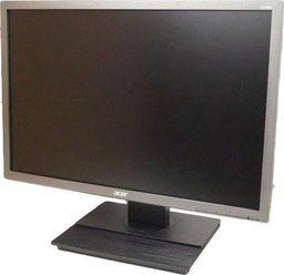 Monitor Acer Monitor ACER B226WL 22'' LED 1680x1050 Black Silver Klasa A uniwersalny