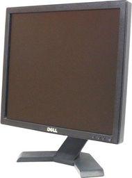 Monitor Dell Monitor Dell E170s 17'' 1280x1024 LCD D-SUB Czarny Klasa A uniwersalny