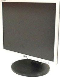 Monitor LG Monitor LG Flatron E1910 19'' LED 1280x1024 Srebrny Klasa A uniwersalny