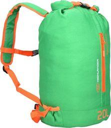 Highlander Plecak turystyczny Rockhopper Zielony 20L