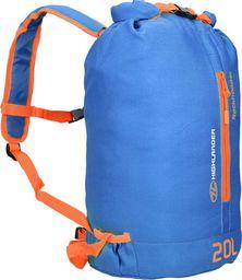 Highlander Plecak turystyczny Rockhopper Niebieski 20L