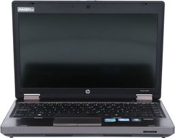 Laptop HP ProBook 6360b i5-2410M 4GB 320GB 1366x768 RW Windows 10 Home Klasa A
