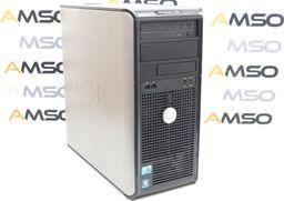 Komputer Dell Dell Optiplex 780 TW E8400 2x3.0GHz 4GB 240GB SSD DVD uniwersalny
