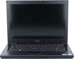 Laptop Dell Latitude E6410 Intel i5-520M 4GB 120GB SSD nVidia Quadro NVS 3100M 1440x900 Klasa A- Windows 10 Home