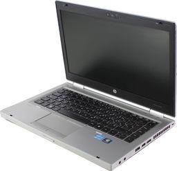 Laptop HP EliteBook 8460p i5-2520M 8GB 120GB SSD 1366x768 Klasa A-