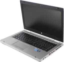 Laptop HP EliteBook 8460p i5-2520M 8GB 120GB SSD 1366x768 Klasa A- Windows 10 Professional