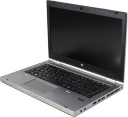 Laptop HP EliteBook 8470p i5-3320M 8GB 320GB 1366x768 Klasa A-