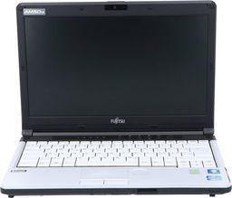 Laptop Fujitsu LifeBook S761 Intel i7-2620M 8GB 120GB SSD 1366x768 Klasa A- Windows 10 Home L21