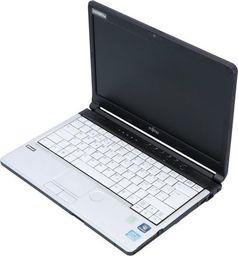 Laptop Fujitsu LifeBook S761 i5-2520M 4GB 120GB SSD 1366x768 Klasa A Windows 10 Professional