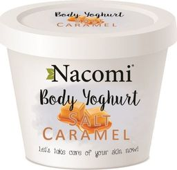 Nacomi Body Yoghurt jogurt do ciała Caramel 180ml