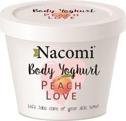 Nacomi Body Yoghurt jogurt do ciała Peach Love 180ml