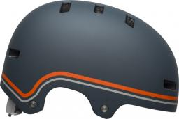 BELL Kask bmx Local classic matte slate orange r. M (55–59 cm)  (BEL-70994)